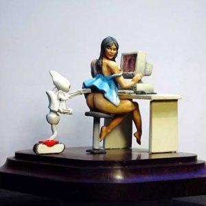 parfaite secretaire