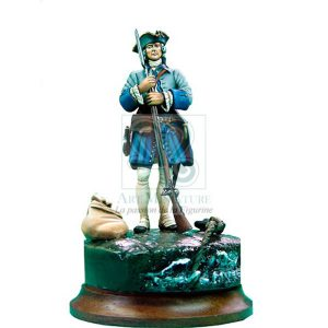 Compagnie franche de la Marine 1751