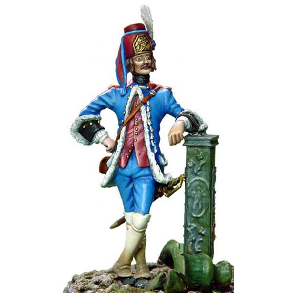 arquebusier de grassin 1745