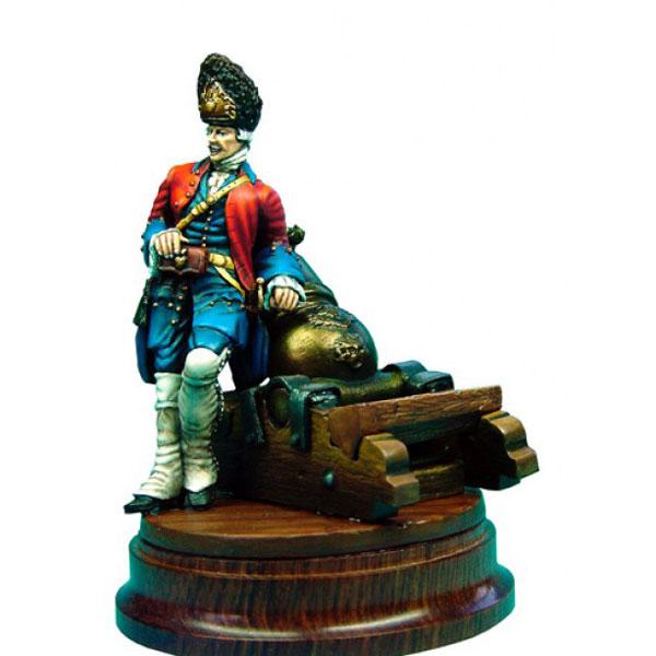 bombardier de la marine 1755