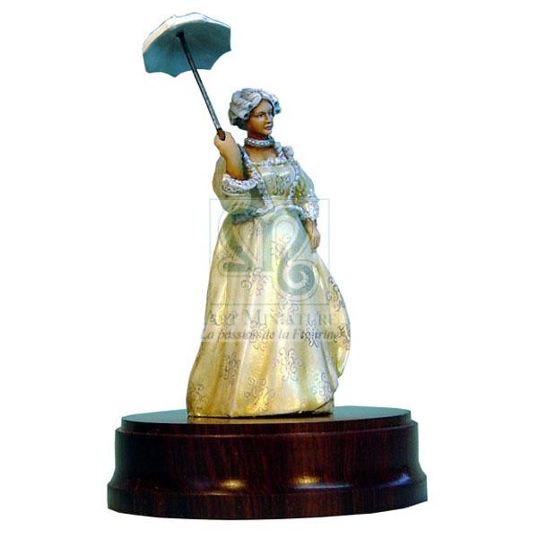 dame-avec-ombrelle-xviii-siecle-en-acrylique