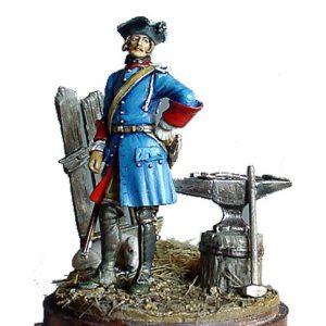 garde la marechaussee de france-1721