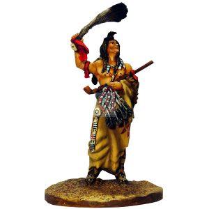 Greeter Salut Comanche