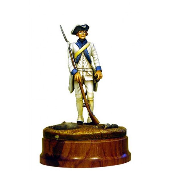 LÉGIONS DES VOLONTAIRES DE BOURBON 1766