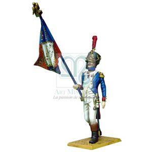 porte-drapeau-des-fusiliers-grenadiers-de-la-garde-en-acrylique